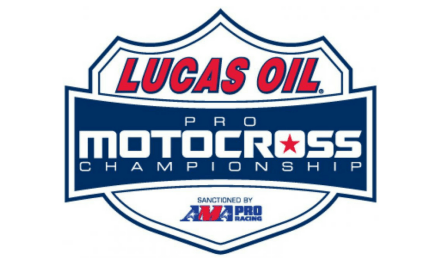 AMA Pro Motocross – Budd's Creek Results