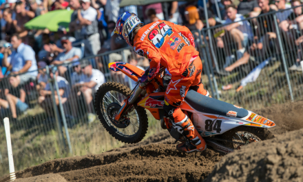 HERLINGS & PRADO AT HOME IN THE SAND AS BELGIAN GRAND PRIX MXGP AND MX2 CLASSES OWNED AGAIN