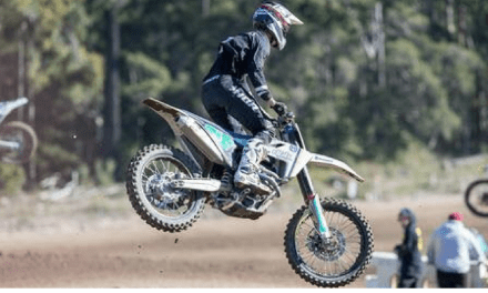 DPH Husqvarna Finish MX Nationals Strong
