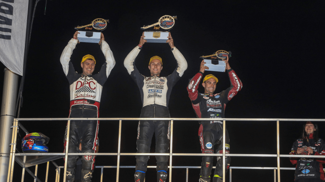 Bauman Brothers Go One-Two at Harley-Davidson Williams Grove Half-Mile; Dan Bromley Crowned AFT Singles Champ