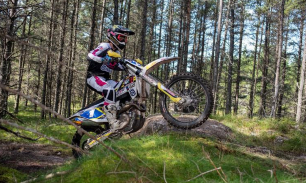KR4/Husqvarna Team Report: Loose Moose National Enduro