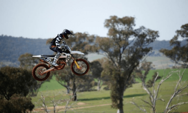 DPH Motorsport Husqvarna Factory Racing Ready For Round One