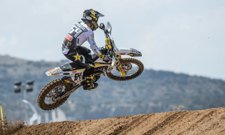 THOMAS COVINGTON SECURES MX2 VICTORY IN TURKEY