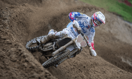 GAUTIER PAULIN HELPS TEAM FRANCE WIN 2018 MXON