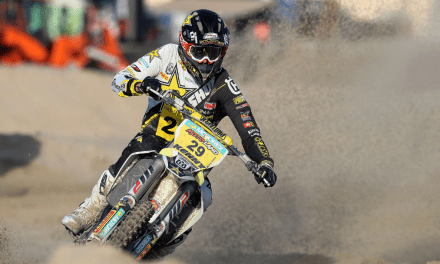 MARTENS WINS FRENCH BEACH RACE SERIES OPENER