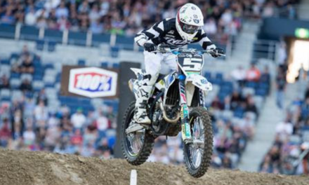 Challenging Night For DPH Husqvarna