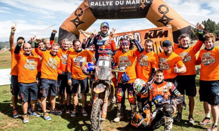 TOBY PRICE AND KTM WIN 2018 FIM CROSS-COUNTRY RALLIES WORLD CHAMPIONSHIP