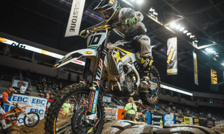 Colton Haaker Ready to Fight for EnduroCross Championship
