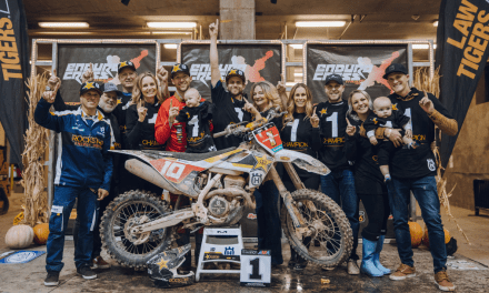 HAAKER CLINCHES ENDUROCROSS TITLE!