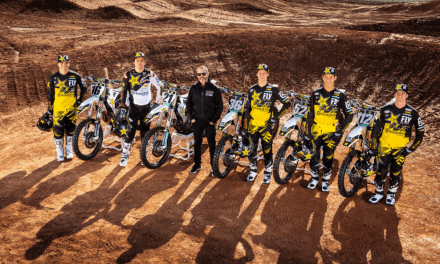 ROCKSTAR ENERGY HUSQVARNA FACTORY RACING INTRODUCE 2019 AMA SUPERCROSS LINE-UP