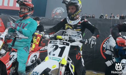 Jason Anderson Crowned King of Paris | Husqvarna Motorcycles