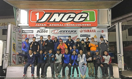 Craig Delong Finishes off 2018 Race Season in Japan
