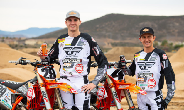 Team Rocky Mountain ATV/MC – KTM – WPS Welcomes 51FIFTY ENERGY DRINK to the Team