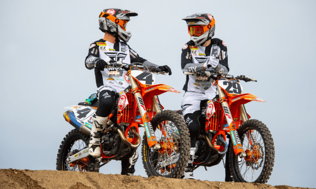 Team RMATV/MC – KTM – WPS Ready For 2019