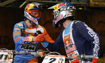WEBB AND BLAZUSIAK READY TO RACE SUPERENDURO 2019