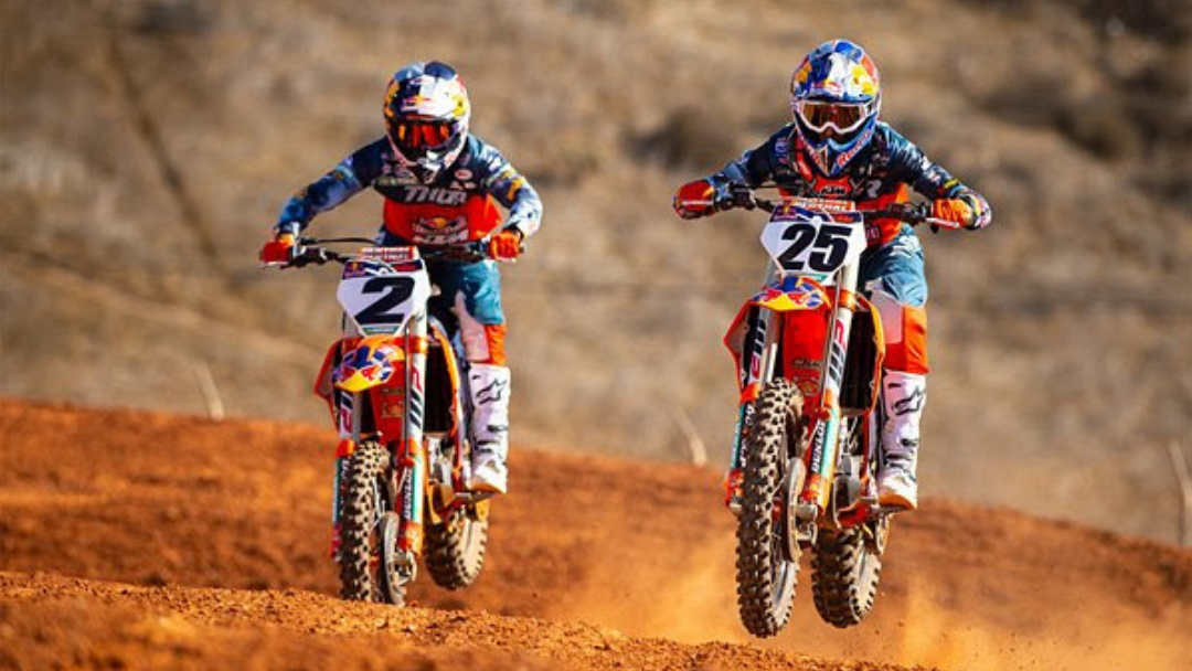 RED BULL KTM READY TO RACE INTO ANAHEIM SX SEASON OPENER THIS SATURDAY