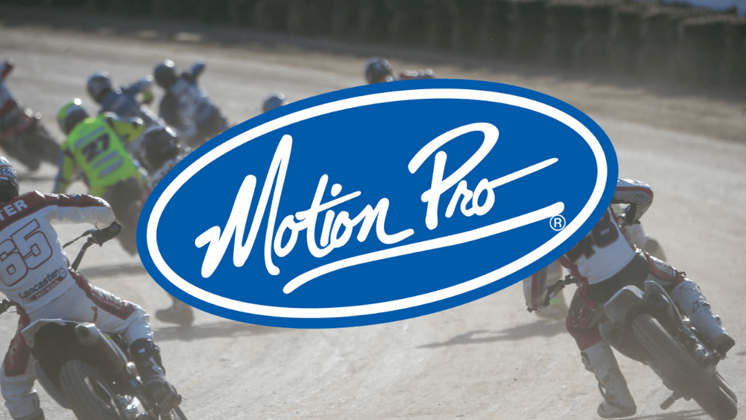 Motion Pro Renews Partnership with American Flat Track for 2019