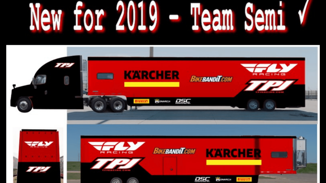 TPJ Announces 2019 Racing Team