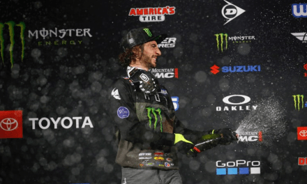 Monster Energy Star Yamaha Racing Team's Ferrandis And Nichols Keep the Podiums Coming in Anaheim 2