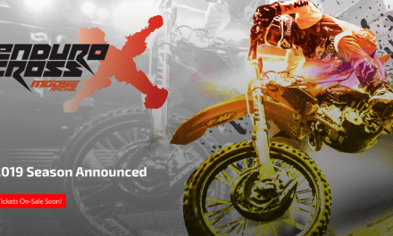 2019 ENDUROCROSS CHAMPIONSHIP SCHEDULE ANNOUNCED