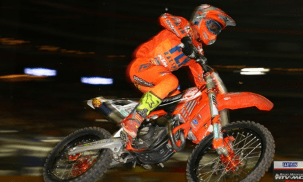 Baggett Wins First 450SX Main Event at Glendale Supercross | Team RMATV/MC-KTM-WPS Race Report