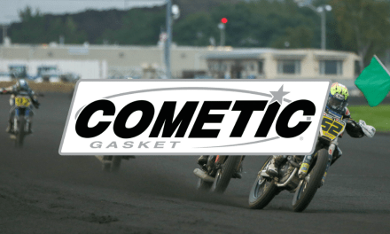 Cometic Gasket, Inc. Renews Partnership as Official Gasket of American Flat Track for 2019