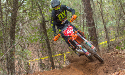 5x National Enduro Champion Russell Bobbitt Wins Sumter
