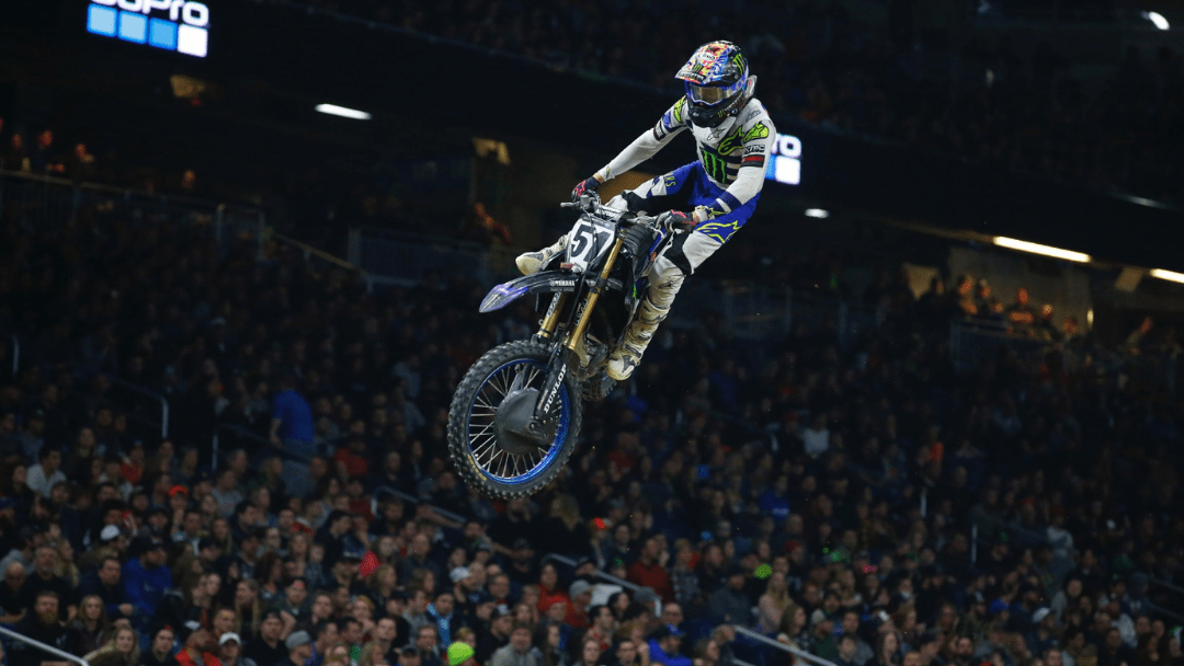 Barcia and Plessinger Tackle Triple Crown in Detroit