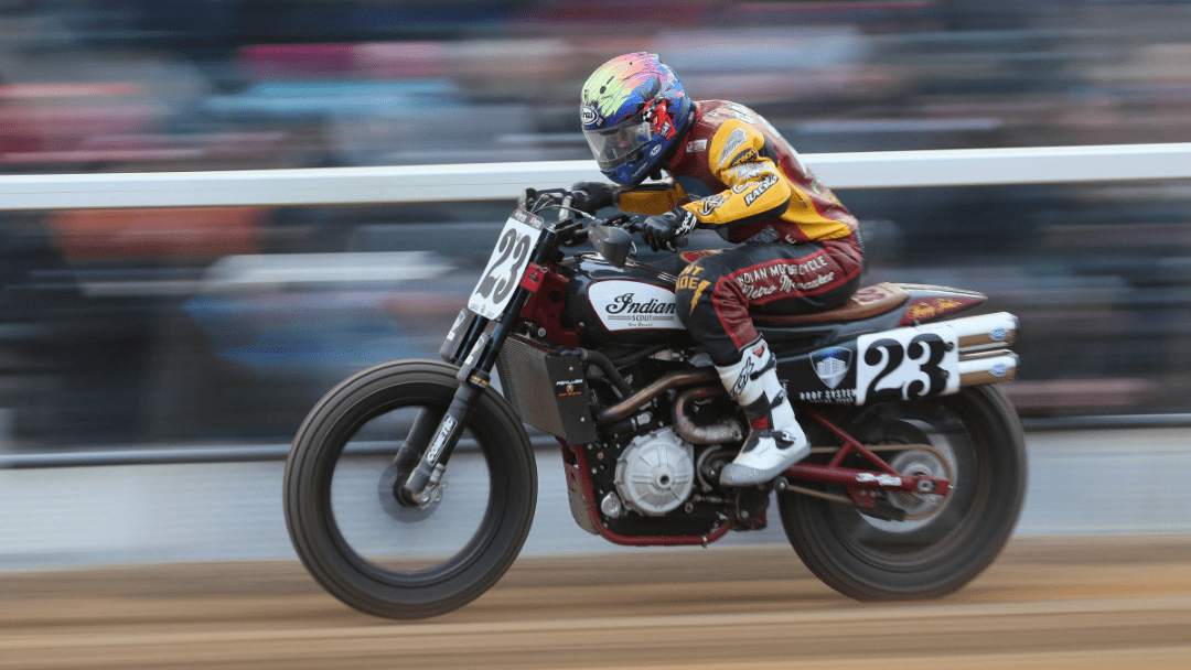 Indian Motorcycle and American Flat Track Renew Partnership for 2019
