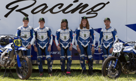 Monster Energy and YAMALUBE to Sponsor Estenson Racing