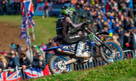 Paulin Delights with Podium Performance at British Grand Prix