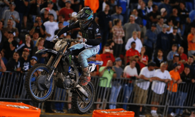 Tough Night For Plessinger At Daytona Supercross