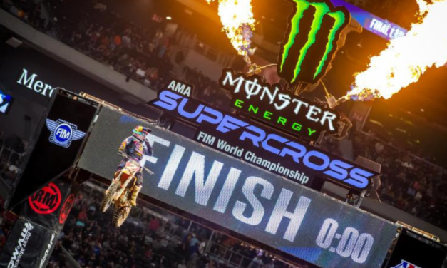 Atlanta Supercross Results