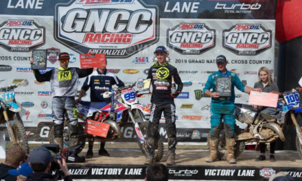 BETA FINISHES ON TOP OF THE XC3 CLASS AT ROUND 2 OF THE GNCC SERIES