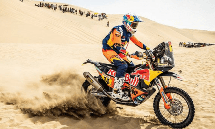 RED BULL KTM FACTORY RACING SET TO TAKE ON ABU DHABI DESERT CHALLENGE