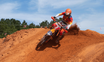Kailub Russell and Trevor Bollinger Set to Battle at Steele Creek GNCC