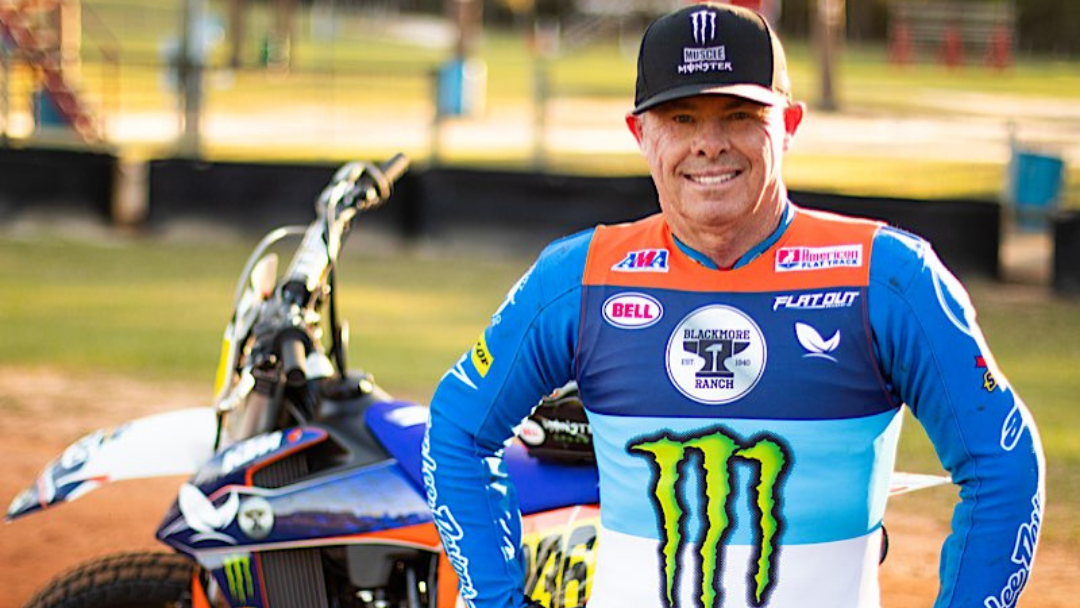 JEFF WARD RACES FLAT TRACK WITH MOTO ANATOMY AND JOHNNY LEWIS