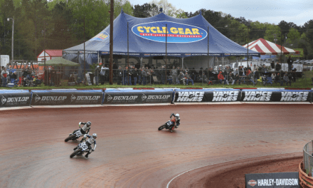 American Flat Track and Cycle Gear Expand Partnership for 2019