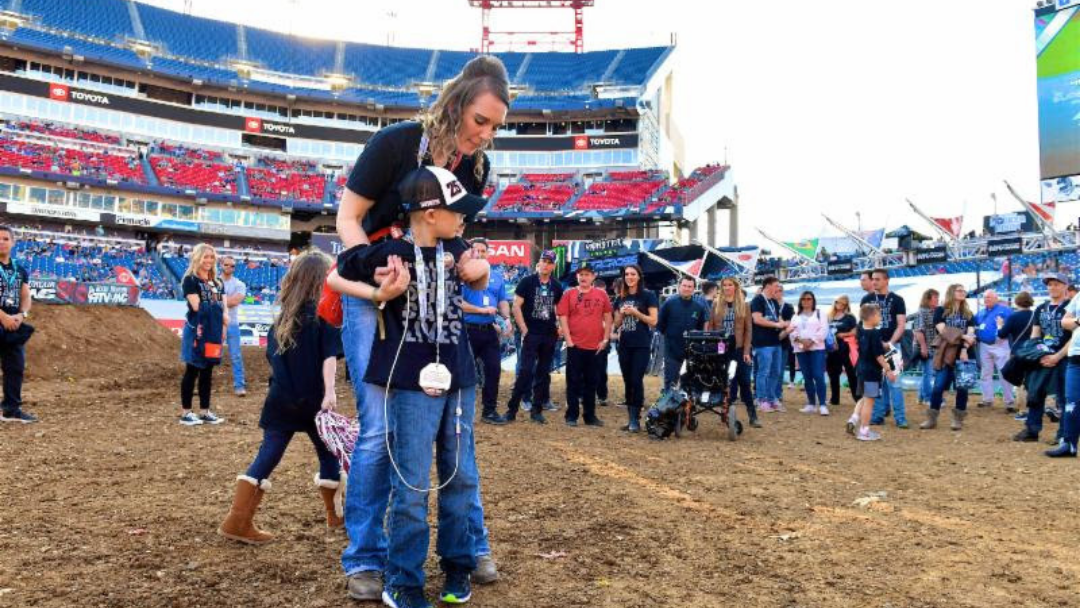 Feld Entertainment, St. Jude Children's Research Hospital Team Up for Special Night at Nashville Supercross