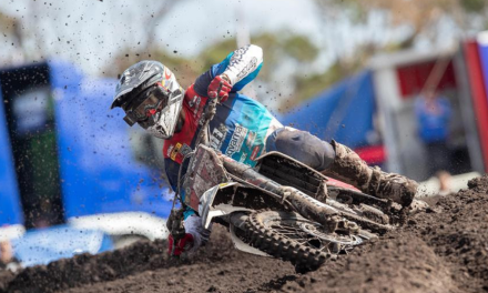 DPH Husqvarna Looks to Build Momentum at Broadford