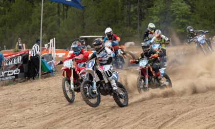 Camp Coker Bullet GNCC Women's Race Report