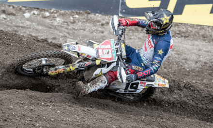 THOMAS KJER-OLSEN BATTLES THROUGH MXGP ROUND FOUR TO MAINTAIN MX2 WORLD CHAMPIONSHIP LEAD
