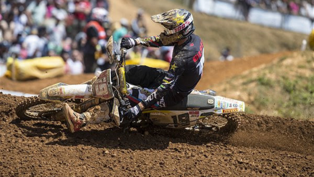 THOMAS KJER OLSEN SECOND OVERALL AT MXGP OF PORTUGAL