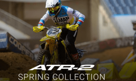 6D INTRODUCES ATR-2 SPRING COLLECTION