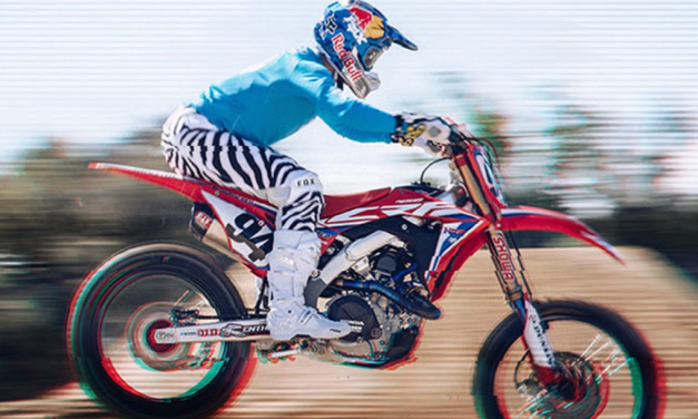 FOX RELEASES ZEBRA THROWBACK RACEWEAR AND APPAREL