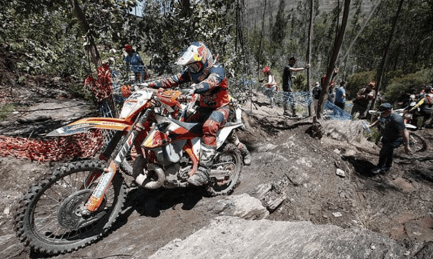 RED BULL KTM READY TO TAKE ON THE IRON GIANT