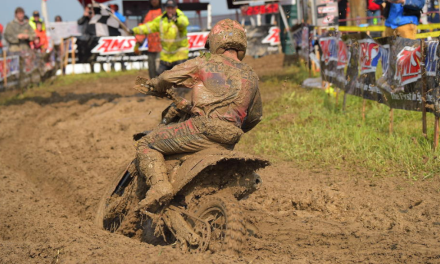 Kailub Russell Earns Fourth Win of 2019 at Dunlop Tomahawk GNCC