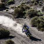 Andrew Short Claims Second Overall at 2019 Silk Way Rally