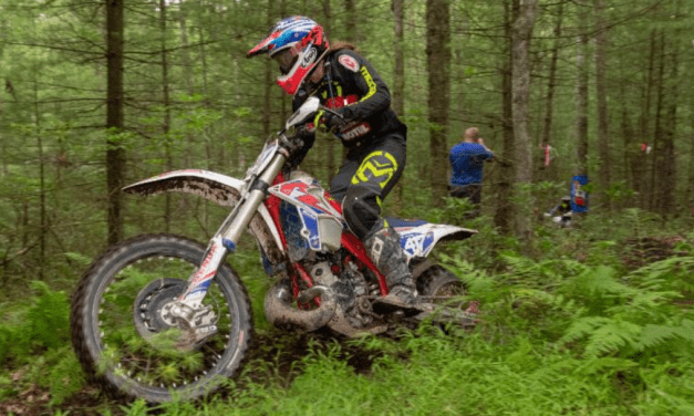 BETA FINISHES IN SECOND PLACE ON TWO PODIUMS AT ROUND 5 OF THE NATIONAL ENDURO SERIES!