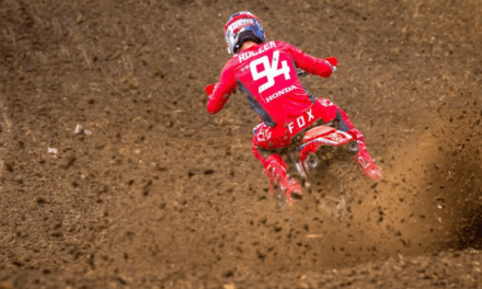 Roczen Second Overall at Washougal National